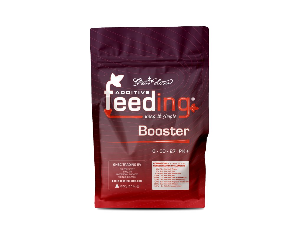 Green House Feeding - Booster 500g