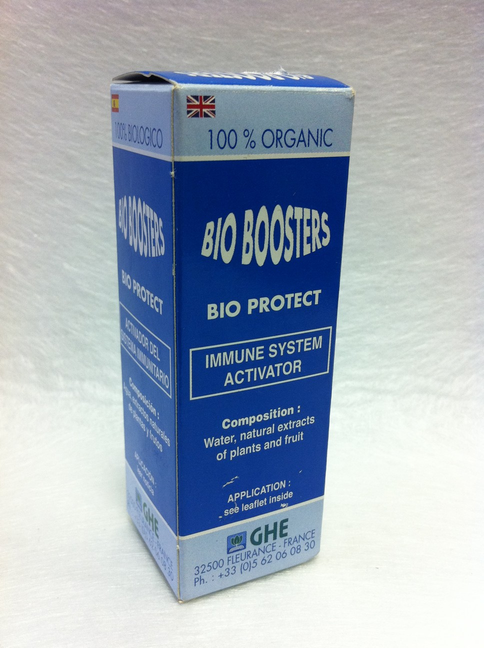 GHE Bio Booster - Bio Protect 60ml