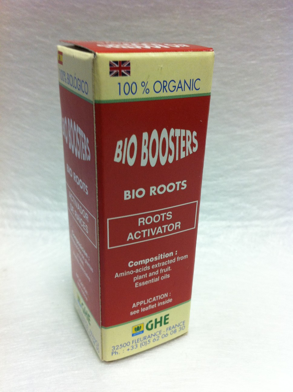GHE Bio Booster- Bio Roots 60ml