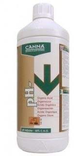 Canna Organic pH Down 1l